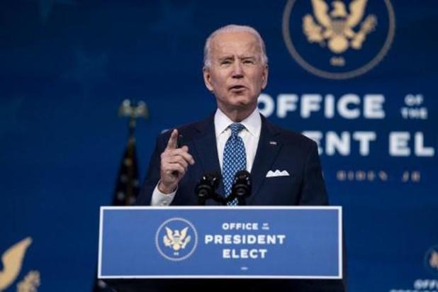 Coronavirus - Biden zal Congres om nieuw hulpplan vragen