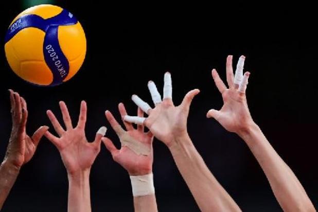 Mondial de volley U21 - La Belgique entame son parcours par une probante victoire contre l'Iran, champion en titre