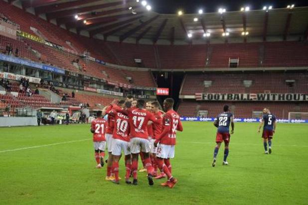 Europa League - Le Standard accède à la phase de groupes après sa victoire 3-1 sur Fehérvár