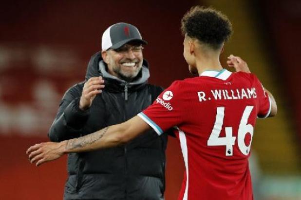 Liverpool mag op Champions League blijven hopen