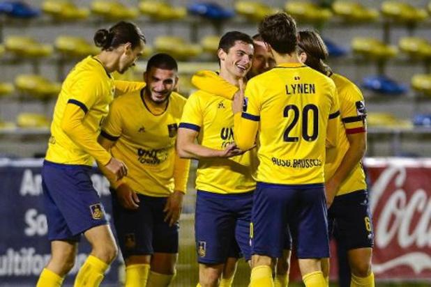 1B Pro League - Leider Union smeert Lierse 5-0 aan de broek