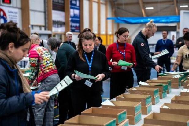 Elections au Groenland: victoire de la gauche écologiste