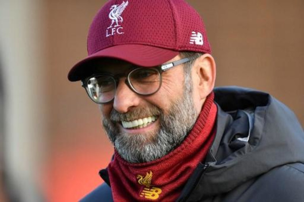 Jürgen Klopp prolonge jusqu'en 2024 à Liverpool