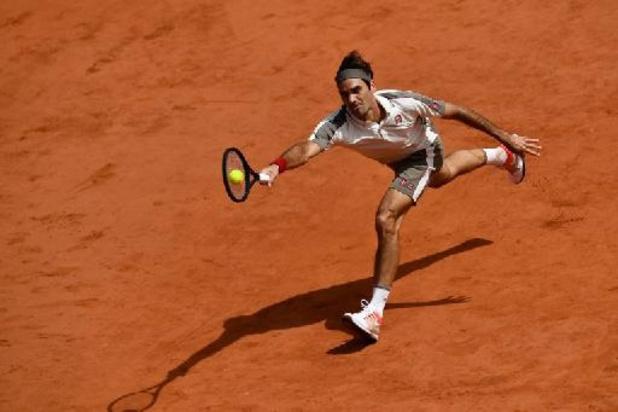 Roger Federer va effectuer son retour sur terre à Madrid