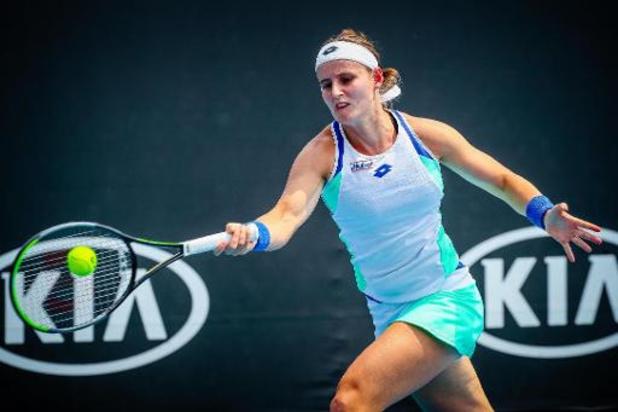 Open d'Australie - Greet Minnen progresse dans les qualifications en battant Kaylah McPhee