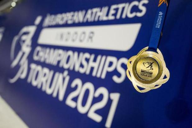 Championnats d'Europe d'athlétisme en salle - Trente Belges engagés à l'Euro de Torun, Thomas Carmoy 1er Belge en piste jeudi