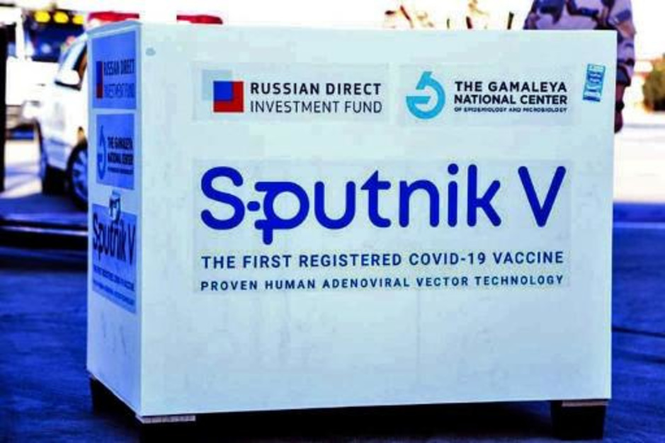 'De Europese Unie heeft Spoetnik V nodig'