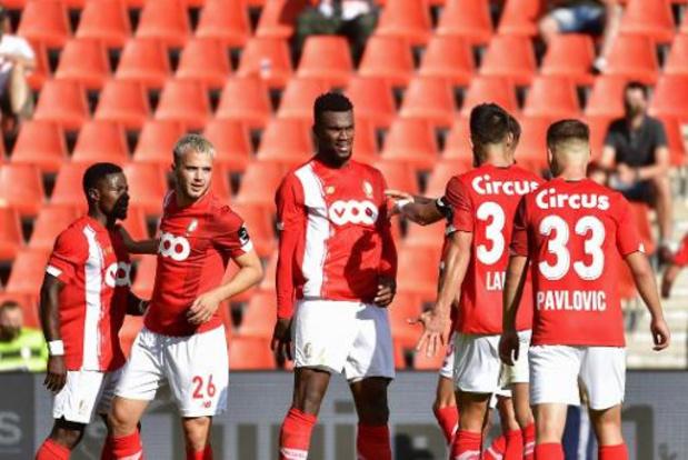 Jupiler Pro League - Standard pakt drie punten en tweede plaats op Sclessin tegen KV Kortrijk