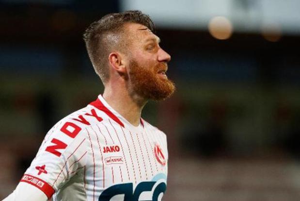Jupiler Pro League - Teddy Chevalier keert terug naar heimat Kortrijk
