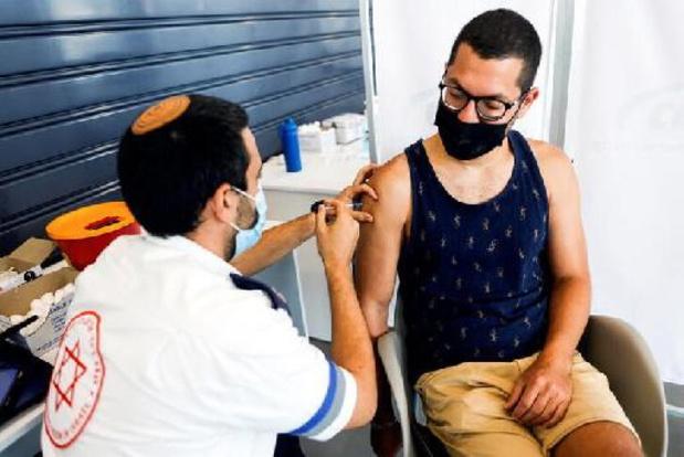 Nouveau record de contaminations en Israël