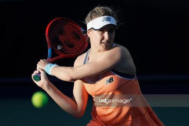 WTA Guadalajara - Eugenie Bouchard en finale contre Sara Sorribes Tormo pour un premier titre depuis 2014