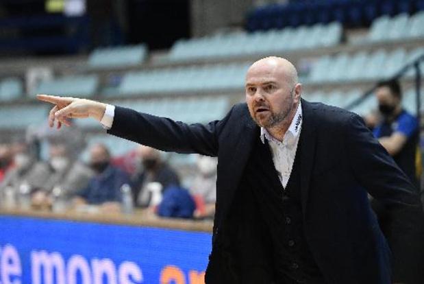 Vedran Bosnic et Frank De Meulemeester prolongent à Mons pour trois saisons en Euromillions Basket League