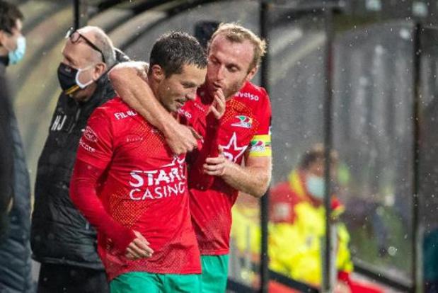 Jupiler Pro League - Ostende bat Mouscron, qui reste dernier