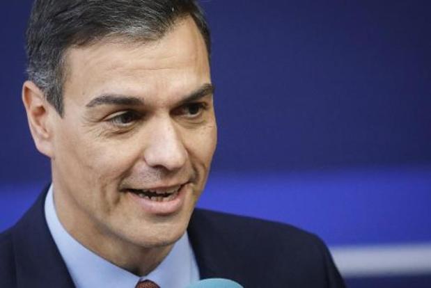 Espagne: Sanchez annonce une prolongation de l'état d'alerte jusqu'au 21 juin