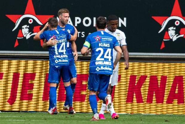 Jupiler Pro League - Morioka bezorgt tienkoppig Charleroi delirium bij Gent met late winning goal
