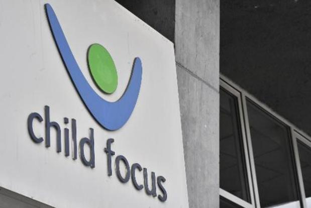 Nouvelle campagne de Child Focus pour souligner l'importance de la recherche d'enfants