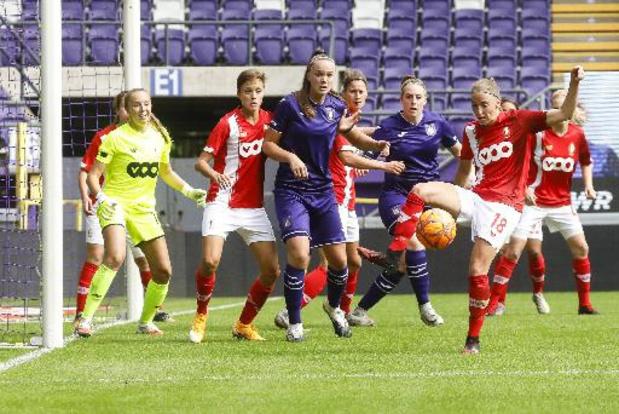 Le championnat de foot féminin reprend vendredi, un match en direct diffusé chaque semaine