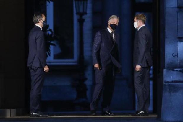"""Relecture de l'accord, les présidents de partis s'attaquent au """"casting"""""""