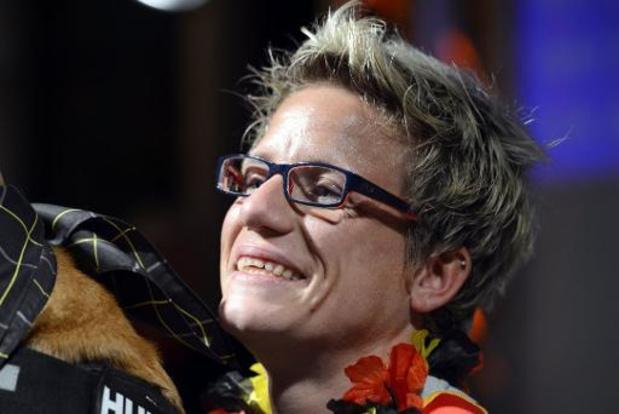 Marieke Vervoort s'en est allée, parcours d'une championne hors-norme