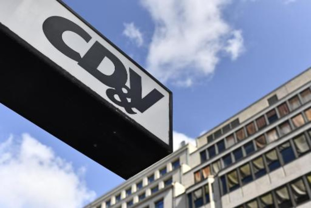 Christophe Vermeulen is de zevende kandidaat voor het CD&V-voorzitterschap