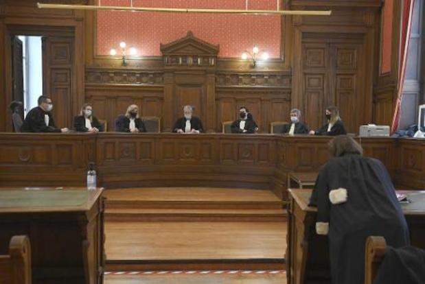 Le TAP a constaté le désistement de Marc Dutroux pour sa demande de libération