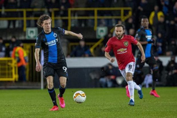 Club Bruges prolonge le contrat de Maxim De Cuyper