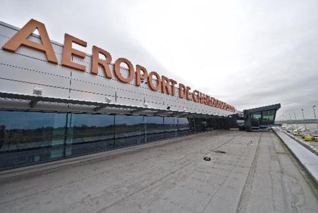 Nieuwe controlezone voor reisdocumenten op luchthaven Charleroi