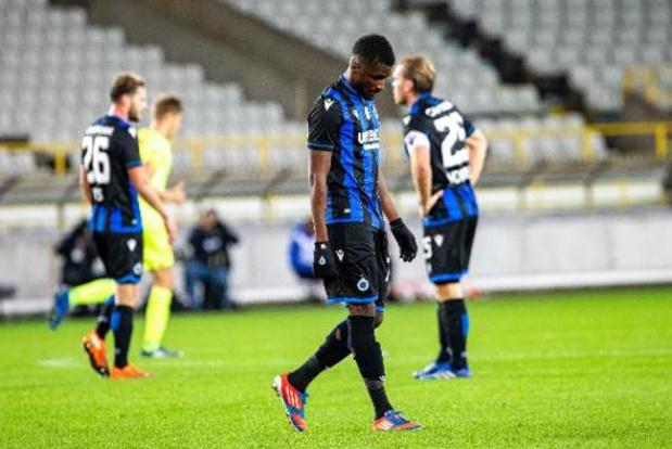 Jupiler Pro League - Club Brugge geeft zege tegen KV Mechelen uit handen