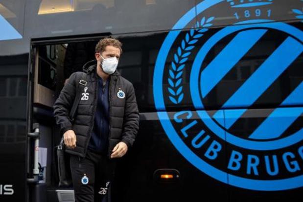 Jupiler Pro League - Le Club Bruges peut à nouveau compter sur Mats Rits