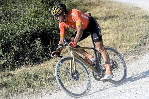 Greg Van Avermaet vuurt CCC aan in Milaan-Sanremo