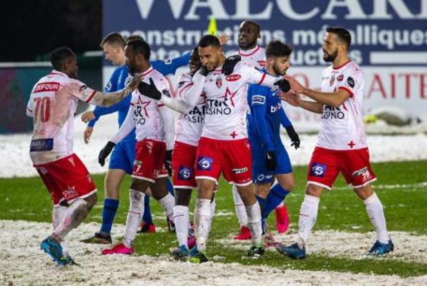 Jupiler Pro League - Moeskroen bezorgt Genk tweede nederlaag op rij