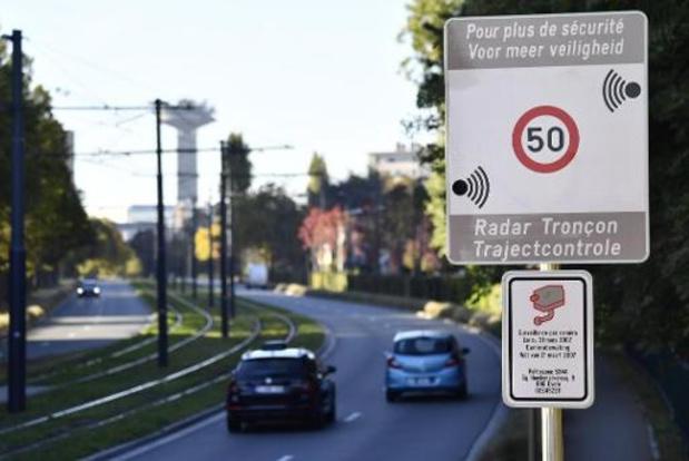 93% des amendes routières ont été payées spontanément en 2019