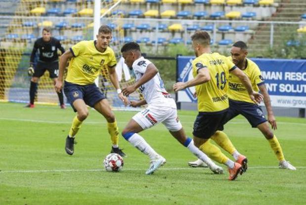 1B Pro League - Pas de but entre l'Union et Westerlo