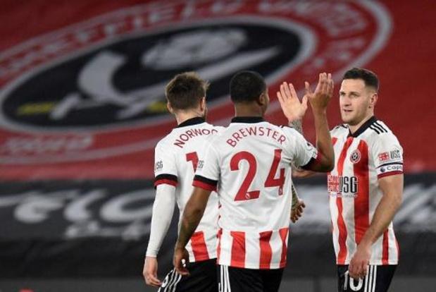 Premier League - Première victoire de la saison pour Sheffield United