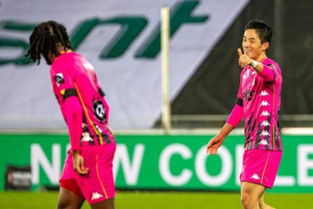 Jupiler Pro League - Remontées spectaculaires de Charleroi (succès 3-4 au Cercle) et Mouscron