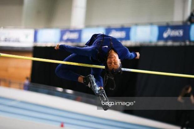 Championnats d'Europe d'athlétisme en salle - La sélection belge pour Torun