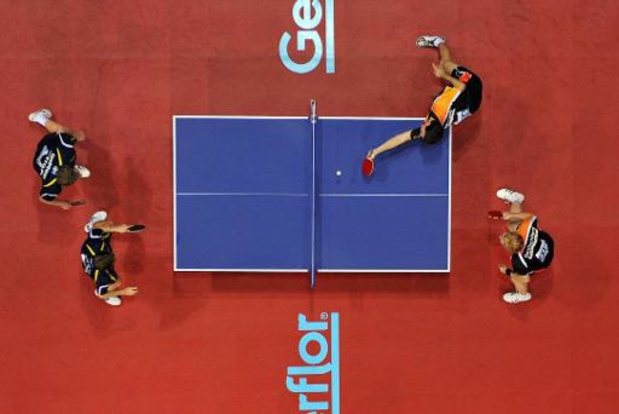 ITTF Challenge Series - Martin Allegro et Florent Lambiet battus en finale du double du North American Open