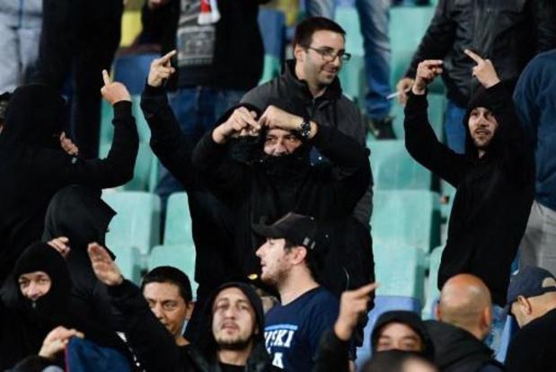 L'UEFA ouvre une procédure disciplinaire pour Bulgarie/Angleterre