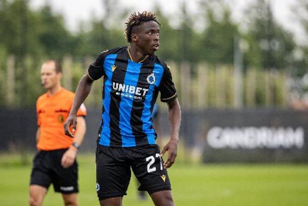 Jupiler Pro League - Le Club de Bruges prête Youssouph Badji à Brest