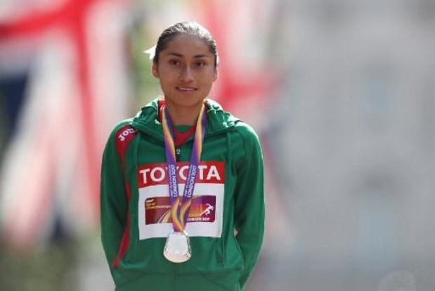 La vice-championne olympique 2016 de marche 20km suspendue 4 ans pour dopage
