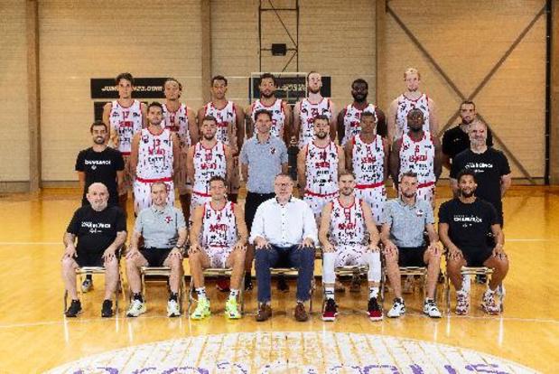 Charleroi-Louvain, seule affiche entre équipes de D1 en 8es de finale