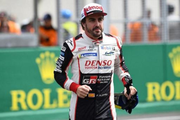 Fernando Alonso courra les 500 miles d'Indianapolis en 2020 et pense encore à la F1