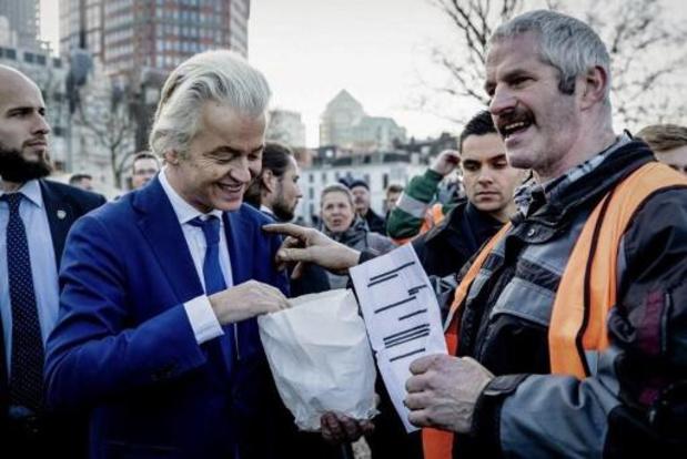 Geert Wilders beëindigt omstreden cartoonwedstrijd