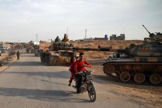 """T - Koerden sloten """"pijnlijk compromis"""" met Damascus"""