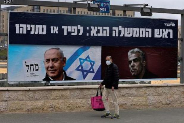 Les sondages prédisent un casse-tête pour former le prochain gouvernement israélien