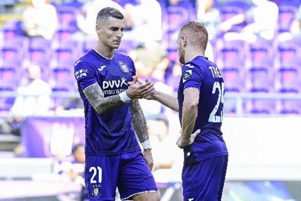 Ognjen Vranjes verlaat Anderlecht definitief en keert terug naar AEK Athene
