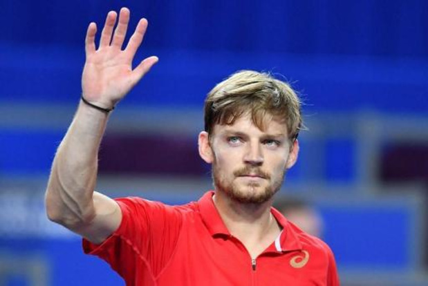 David Goffin conserve sa 10e place au classement ATP avant l'US Open