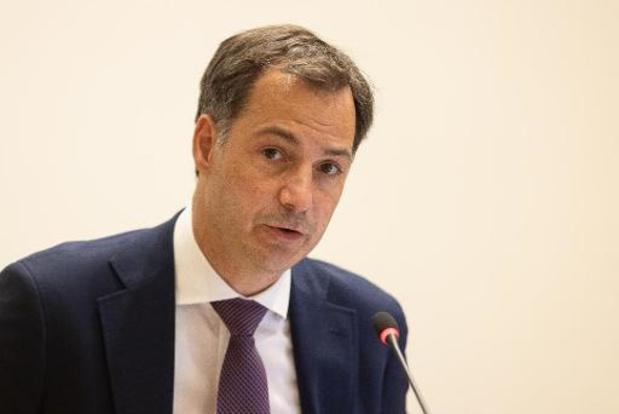 Premier en staatssecretaris geven uitleg bij ontslag Haouach