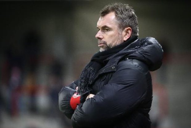 Bernd Hollerbach remplace Peter Maes à Saint-Trond
