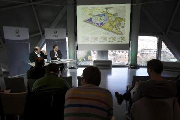 L'équipe Vervoort maintient son ambition de développement urbain du plateau du Heysel
